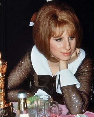 Barbra Streisand Hairstyles