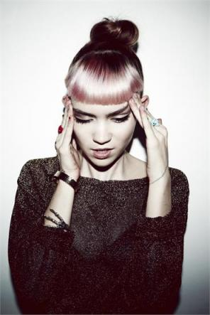 Style Icon: Grimes - Lily Jackson Hair & Makeup