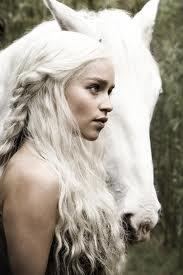 the khaleesi
