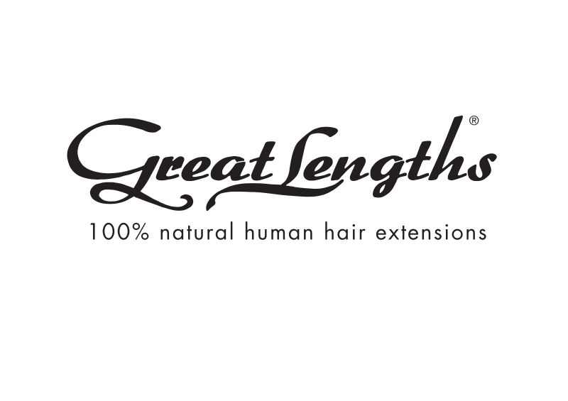 Great Lengths Hair Extensions Logo Lily Jackson Hair