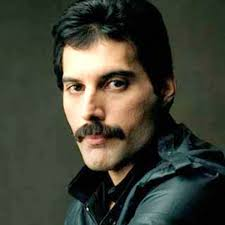 Freddie Mercury Moustache Inspiration at Lily Jackson Hair & Make Up