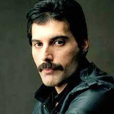 Freddie Mercury Moustache Inspiration at Lily Jackson Hair & Make Up