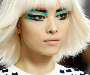 Chanel Spring Summer 2014 gorgeous makeup!