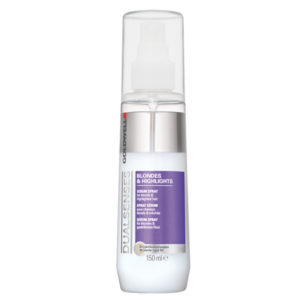 dualsenses blonde and highlights serum spray for enhanced colour protection for blondes and highlights