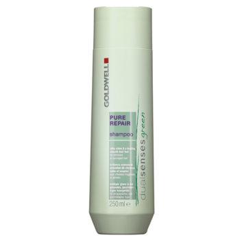 goldwell dualsenses pure repair green shampoo 300ml