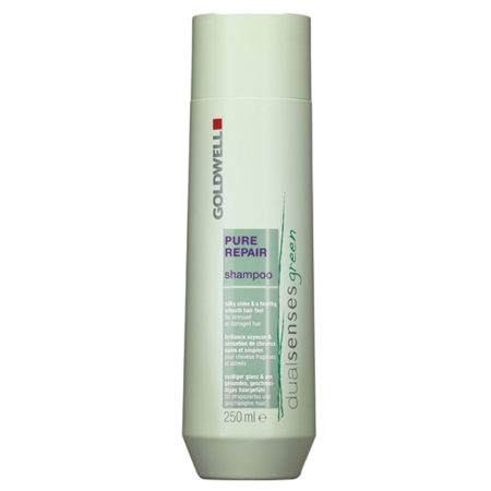 goldwell dualsenses pure repair green shampoo 300ml
