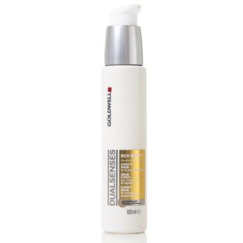 dualsenses rich repair 6 effects hair serum for dry and damaged hair