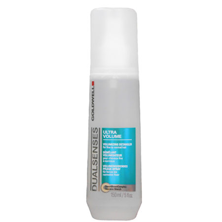 dual senses ultra volume volumizing detangler from Goldwell