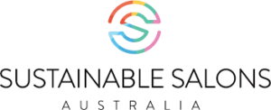 Sustainable Salons Logo. Lily Jackson Hair & Makeup is a sustainable salon.