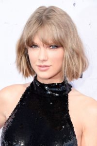 taylor swift's ash blonde hair