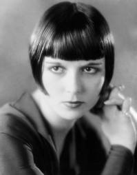 Louise Brooks Bob Cut