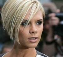 Bob Cut Hair of Victoria Beckham
