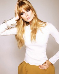 julia stegner bangs and fringe