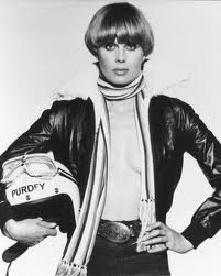 Style Icon Joanna Lumley With The Purdey